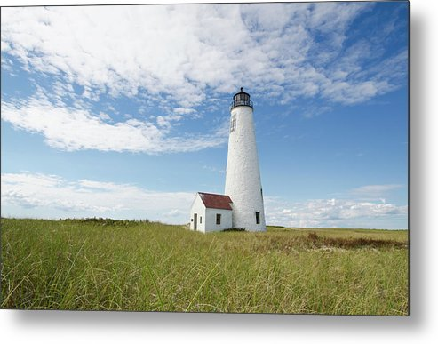 Tranquility Metal Print featuring the photograph Usa, Massachusetts, Nantucket Island by Tetra Images - Chris Hackett
