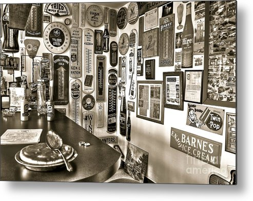 Pie Metal Print featuring the photograph American Pie by Brenda Giasson