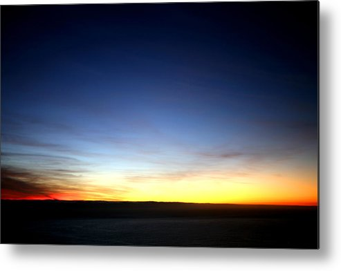 Sunset Metal Print featuring the photograph Capetown sunset by Marcus Best