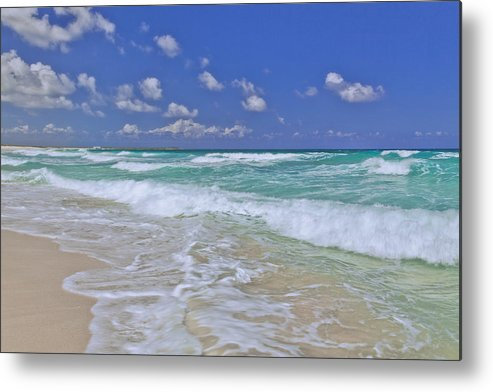 Cozumel Paradise Metal Print featuring the photograph Cozumel Paradise by Chad Dutson