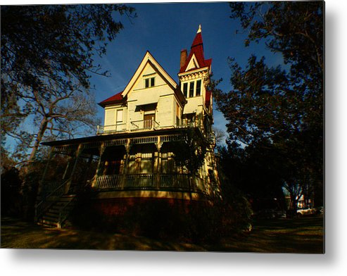 House Metal Print featuring the photograph Heights House 209 by David Houston