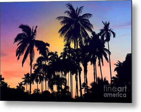 Thailand Metal Print featuring the photograph Thailand by Mark Ashkenazi