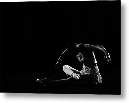 Expertise Metal Print featuring the photograph Classical Dancer by Oleg66