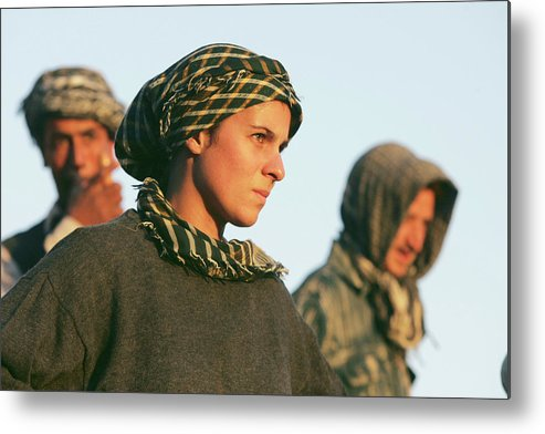 People Metal Print featuring the photograph Ancient Treasures Of Afghanistan by John Moore