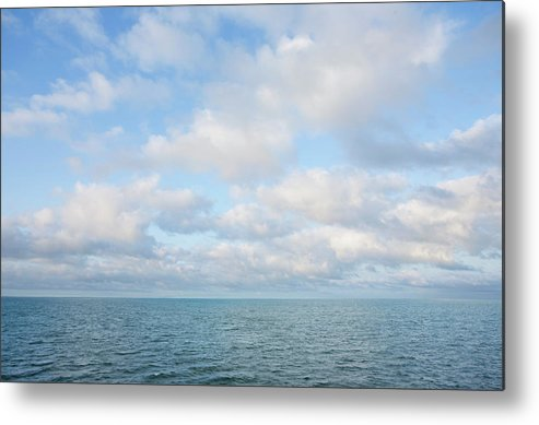Tranquility Metal Print featuring the photograph Early Morning, Nantucket Sound by Nine Ok