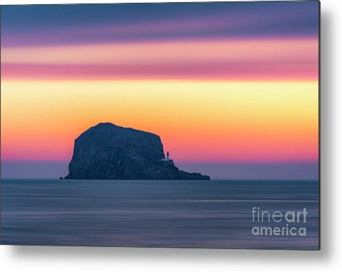 Tranquility Metal Print featuring the photograph Great Britain, Scotland, East Lothian by Westend61