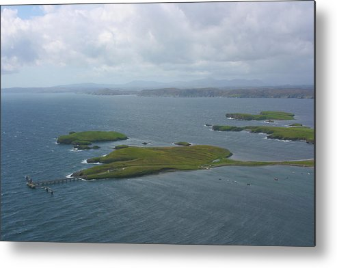 Tranquility Metal Print featuring the photograph Holm, Stornoway, Isle Of Lewis by Donald Morrison