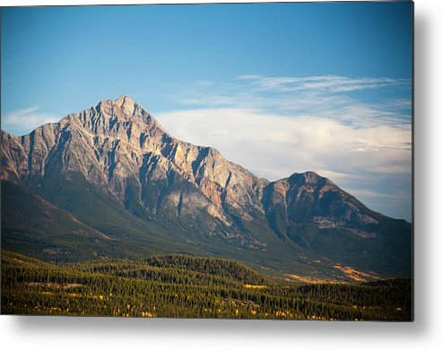 Scenics Metal Print featuring the photograph Jasper Valley by Abishome