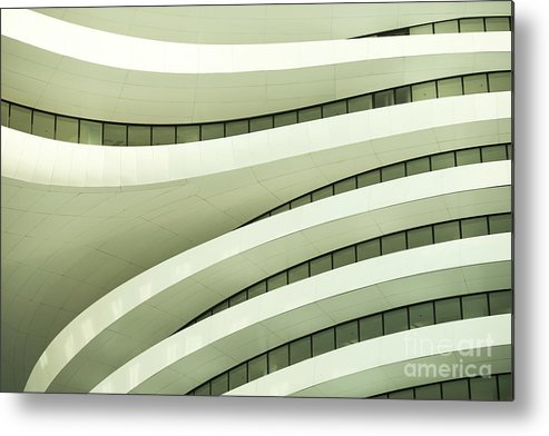 Arch Metal Print featuring the photograph Modern Architecture by Phototalk
