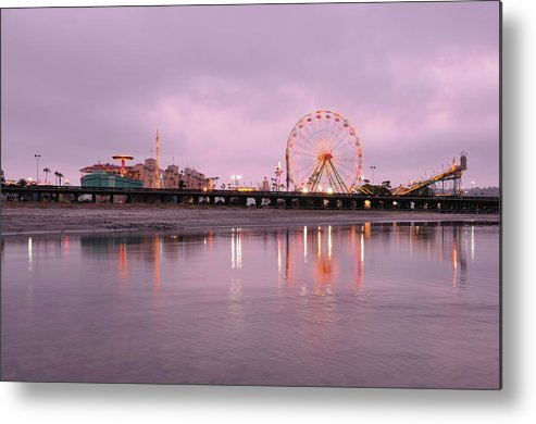 Southern California Metal Print featuring the photograph San Diego County Fair by Paule858