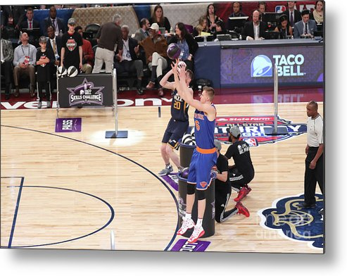 Event Metal Print featuring the photograph Taco Bell Skills Challenge 2017 by Joe Murphy