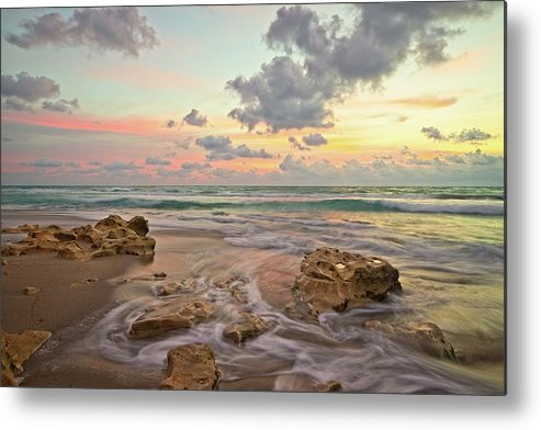 Carlin Park Metal Print featuring the photograph Untitled by Steve DaPonte