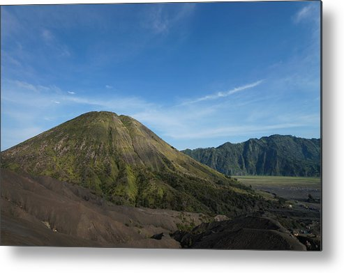 Social Issues Metal Print featuring the photograph Bromo National Park by Shaifulzamri