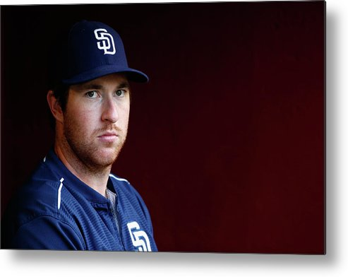 People Metal Print featuring the photograph Jedd Gyorko by Christian Petersen