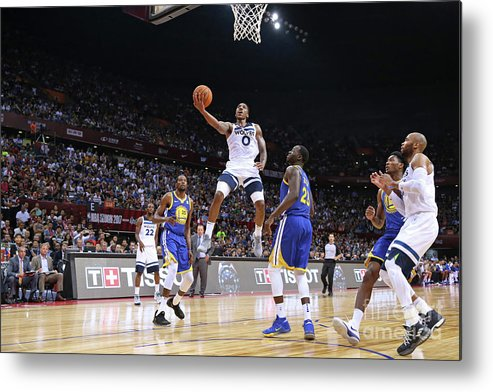 Event Metal Print featuring the photograph Jeff Teague by David Sherman