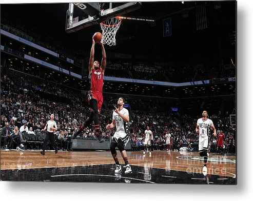 Nba Pro Basketball Metal Print featuring the photograph Rodney Mcgruder by Nathaniel S. Butler