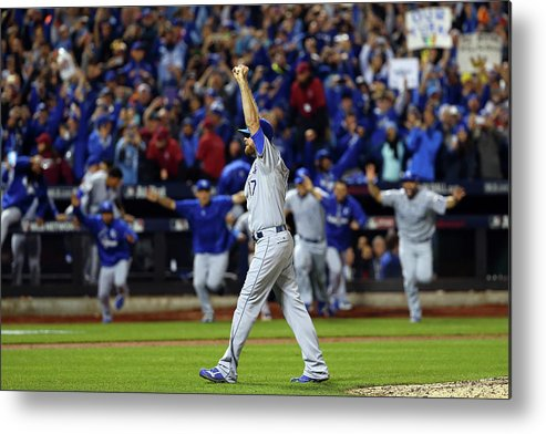 People Metal Print featuring the photograph Wade Davis by Elsa