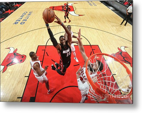 Nba Pro Basketball Metal Print featuring the photograph Willie Reed by Nathaniel S. Butler