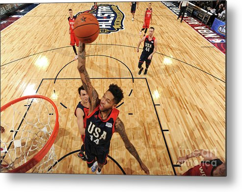 Event Metal Print featuring the photograph Brandon Ingram by Andrew D. Bernstein