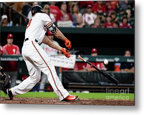 People Metal Print featuring the photograph Chris Davis by Scott Taetsch