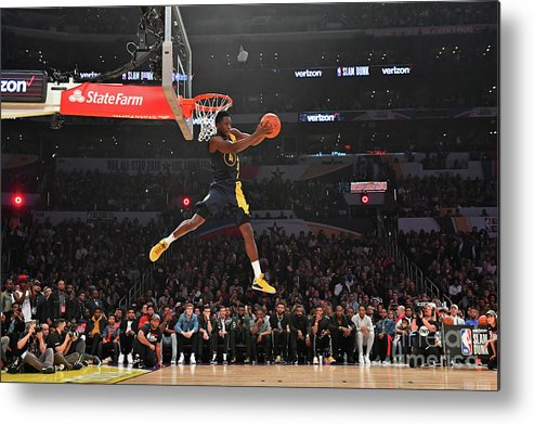Event Metal Print featuring the photograph Victor Oladipo by Jesse D. Garrabrant