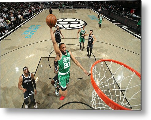 Playoffs Metal Print featuring the photograph Jabari Parker by Nathaniel S. Butler