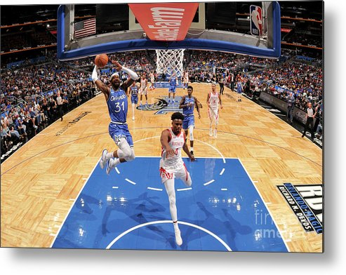 Nba Pro Basketball Metal Print featuring the photograph Terrence Ross by Fernando Medina