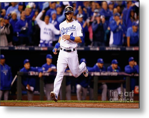 People Metal Print featuring the photograph Alex Gordon by Jamie Squire