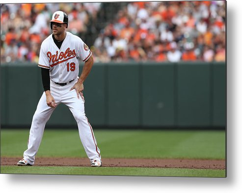 People Metal Print featuring the photograph Chris Davis by Patrick Smith