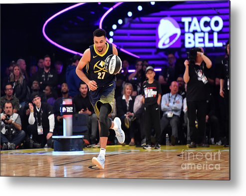 Event Metal Print featuring the photograph Jamal Murray by Jesse D. Garrabrant