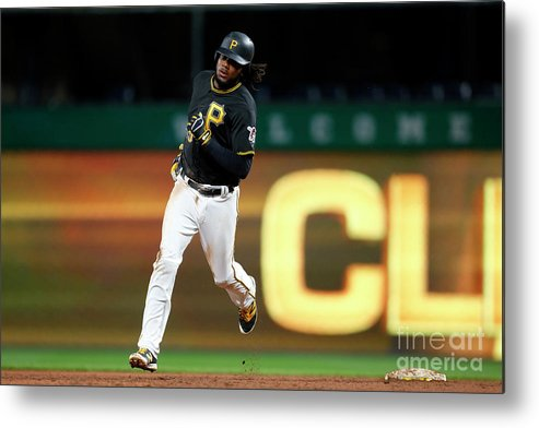 People Metal Print featuring the photograph Josh Bell by Justin K. Aller