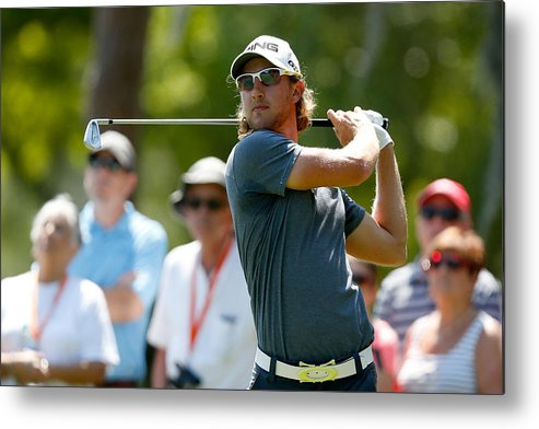 Florida Metal Print featuring the photograph Valspar Championship - Final Round by Mike Lawrie