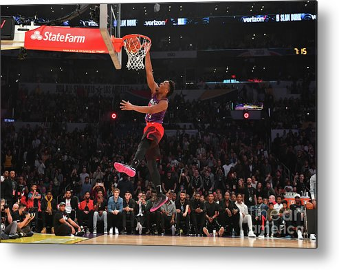 Event Metal Print featuring the photograph Donovan Mitchell by Jesse D. Garrabrant