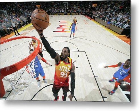 Nba Pro Basketball Metal Print featuring the photograph Jae Crowder by Melissa Majchrzak