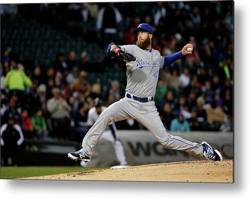People Metal Print featuring the photograph Alex Gordon by Jon Durr