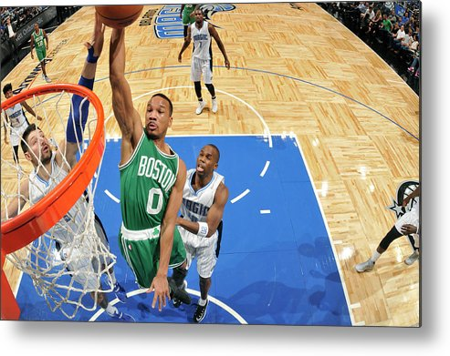 Nba Pro Basketball Metal Print featuring the photograph Avery Bradley by Fernando Medina