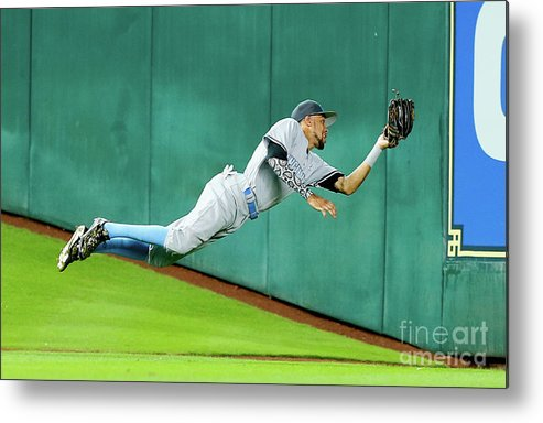 People Metal Print featuring the photograph Billy Hamilton by Bob Levey
