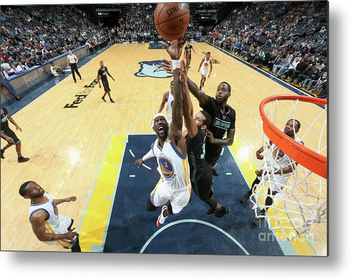 Nba Pro Basketball Metal Print featuring the photograph Briante Weber by Joe Murphy