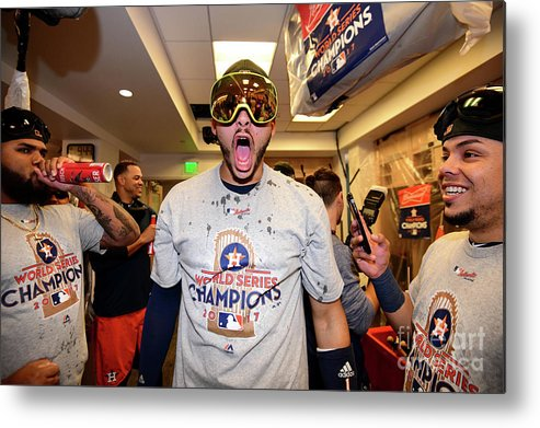 People Metal Print featuring the photograph Carlos Correa by Harry How
