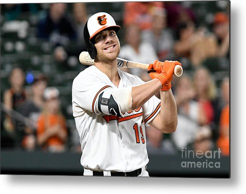 People Metal Print featuring the photograph Chris Davis by Greg Fiume