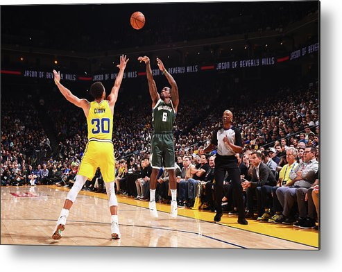 Nba Pro Basketball Metal Print featuring the photograph Eric Bledsoe by Noah Graham