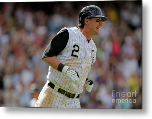 People Metal Print featuring the photograph Eric Young by Doug Pensinger