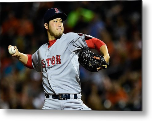 People Metal Print featuring the photograph Junichi Tazawa by Patrick Mcdermott