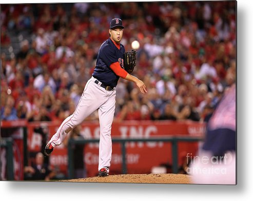 People Metal Print featuring the photograph Junichi Tazawa by Stephen Dunn