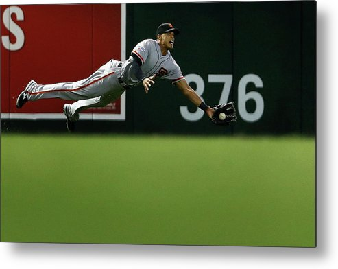 People Metal Print featuring the photograph Justin Maxwell by Christian Petersen