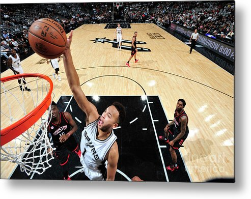 Playoffs Metal Print featuring the photograph Kyle Anderson by Mark Sobhani