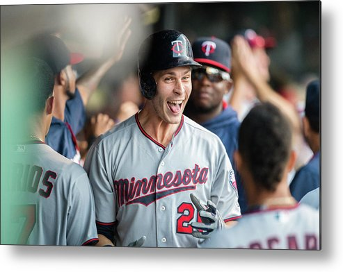 People Metal Print featuring the photograph Max Kepler by Jason Miller