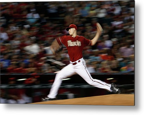 People Metal Print featuring the photograph Patrick Corbin by Christian Petersen