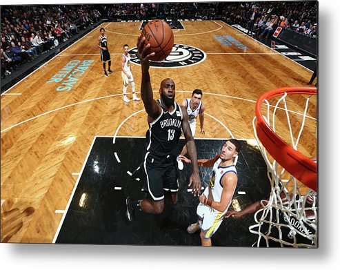 Nba Pro Basketball Metal Print featuring the photograph Quincy Acy by Nathaniel S. Butler