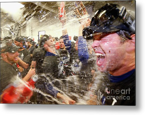 Championship Metal Print featuring the photograph Rich Hill by Jamie Squire